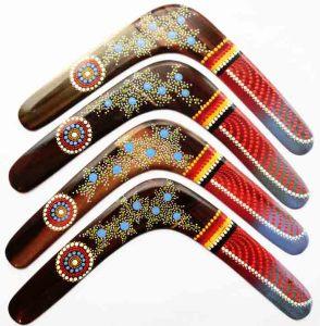 boom aborigène