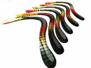 boomerang de distance