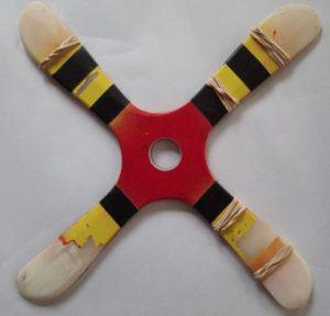boomerang trick catch