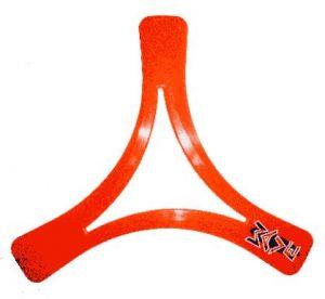 boomerang pour le vent