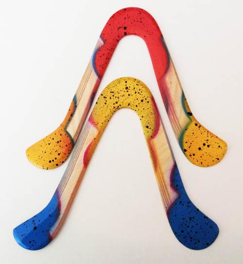 boomerang horseshoe