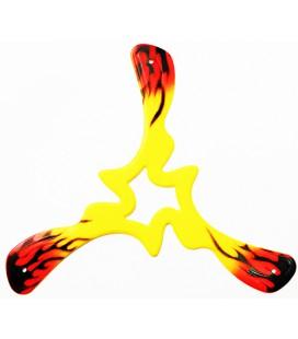 Shuriken boomerang