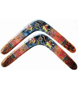 boomerang fait main