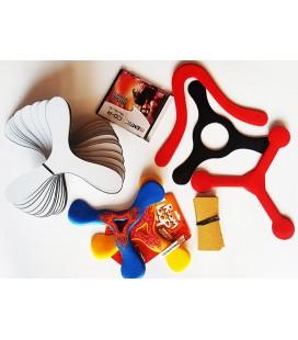 Kit boomerang animateur